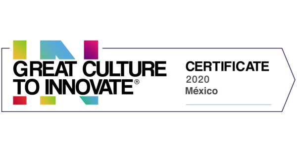 Certificación Great Culture to Innovate